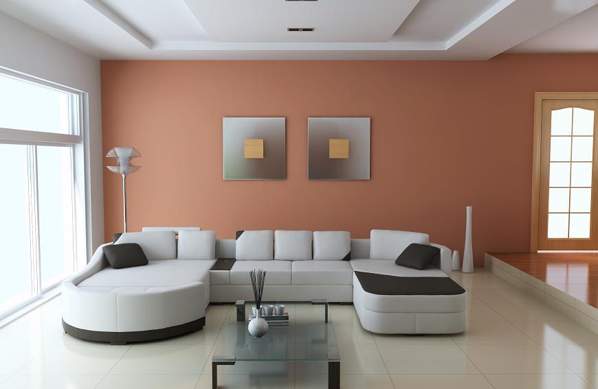 Jak wybierać kolory do salonu?  Abartremonty